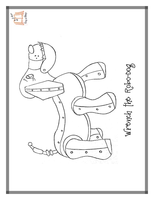 Wrench Coloring Wrench Coloring Page