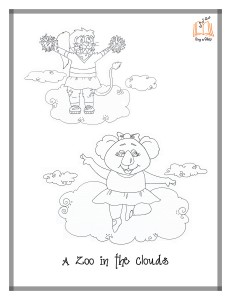 Zoo Coloring Pages 2