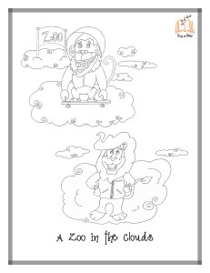 Zoo Coloring Pages 3