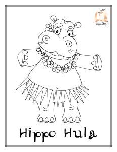 Hippo Hula!