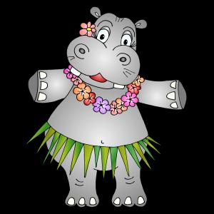 Hippo Hula - e
