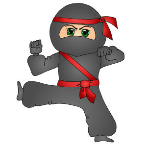 Naughty Ninja