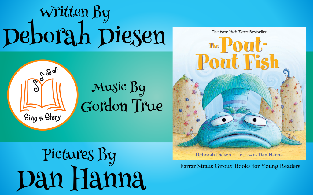 Fun songs from SingAStory to go along with the Pout-Pout books!